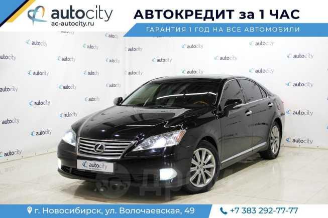Lexus ES350, 2011 год, 1 109 000 руб.