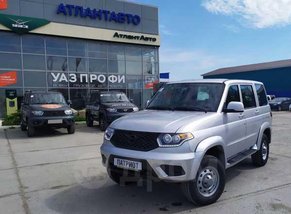УАЗ Патриот, 2019 год, 1 079 900 руб.