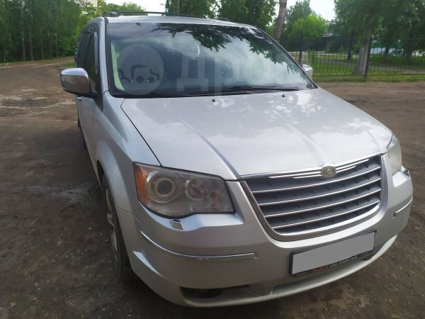 Chrysler Grand Voyager, 2008 год, 990 000 руб.
