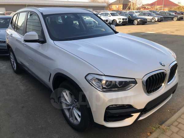 BMW X3, 2020 год, 3 430 000 руб.