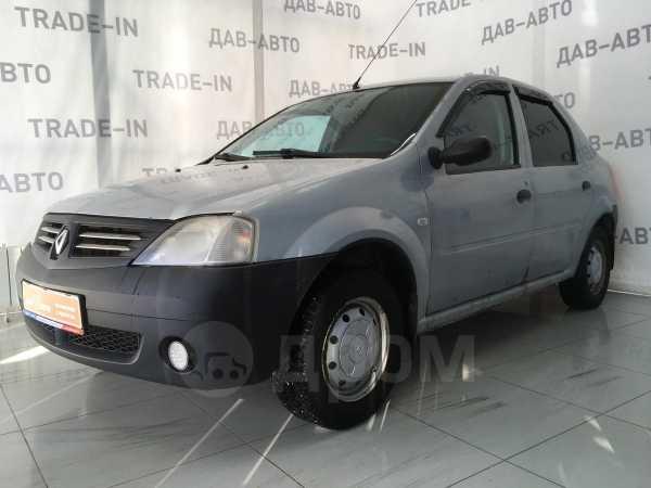 Renault Logan, 2006 год, 153 000 руб.