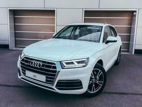 Audi Q5, 2018 год, 3 590 000 руб.