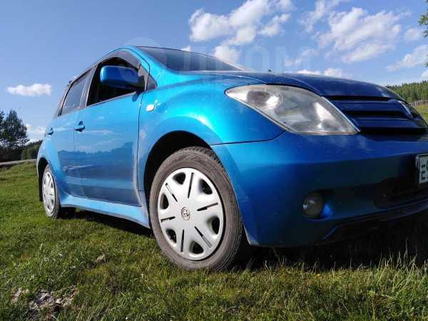 Toyota ist, 2002 год, 303 000 руб.