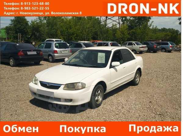 Mazda Familia, 1998 год, 139 000 руб.