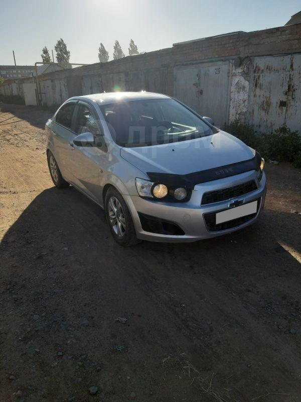 Chevrolet Aveo, 2012 год, 310 000 руб.