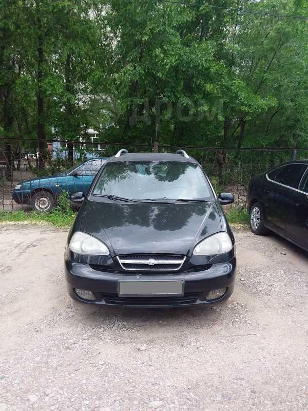 Chevrolet Rezzo, 2008 год, 189 000 руб.