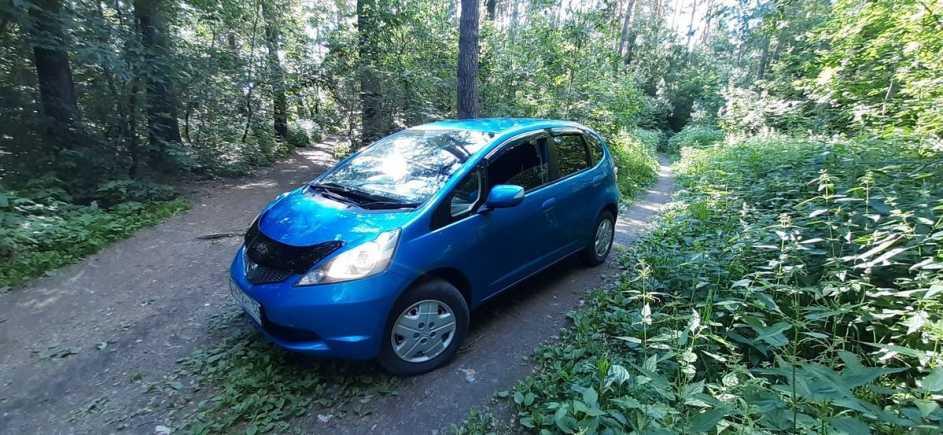 Honda Fit, 2010 год, 400 000 руб.