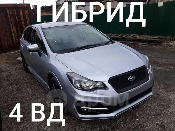 Subaru Impreza, 2015 год, 920 000 руб.