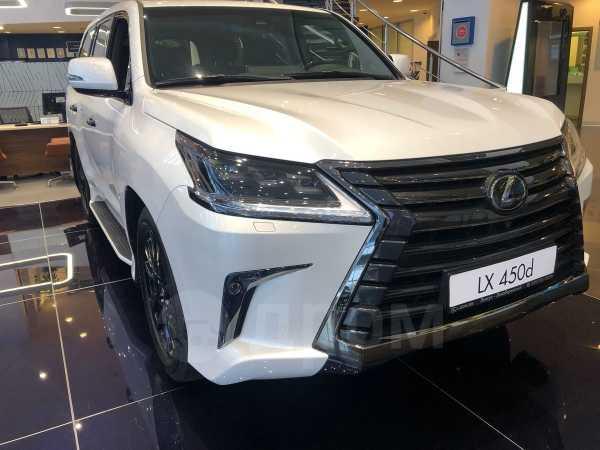 Lexus LX450d, 2020 год, 7 472 000 руб.