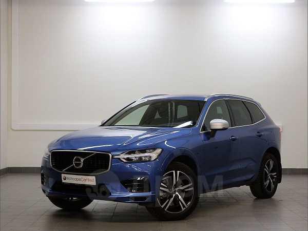 Volvo XC60, 2018 год, 3 100 000 руб.