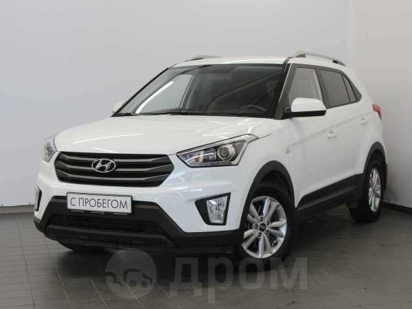 Hyundai Creta, 2019 год, 980 000 руб.