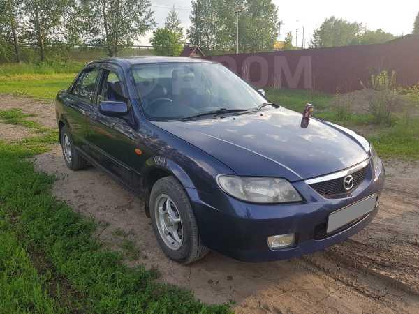 Mazda 323, 2002 год, 180 000 руб.