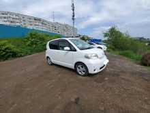 Владивосток Toyota Porte 2010