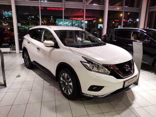 Nissan Murano, 2020 год, 3 074 000 руб.