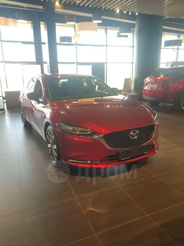 Mazda Mazda6, 2019 год, 2 013 000 руб.