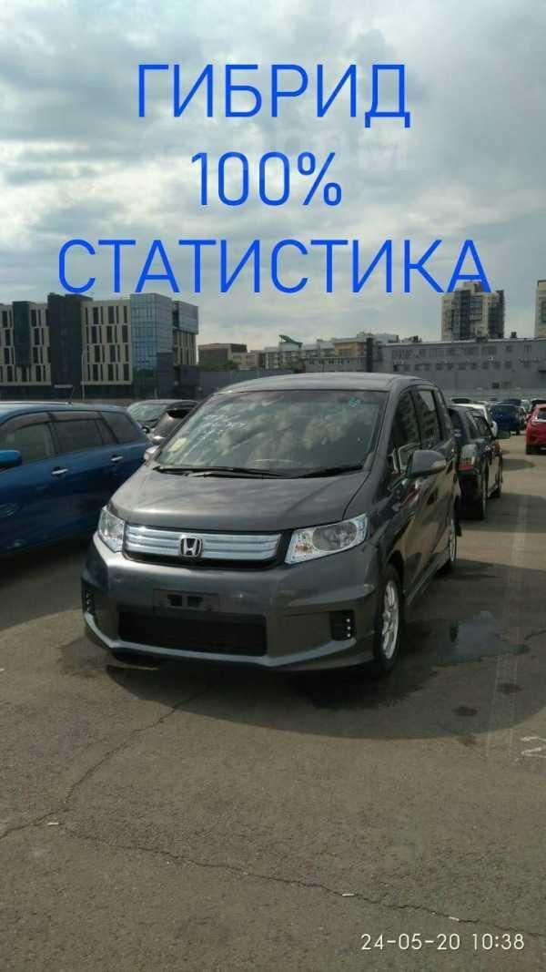 Honda Freed Spike, 2012 год, 670 000 руб.