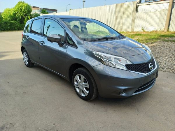 Nissan Note, 2016 год, 629 000 руб.
