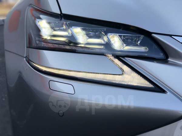 Lexus GS350, 2016 год, 3 555 550 руб.