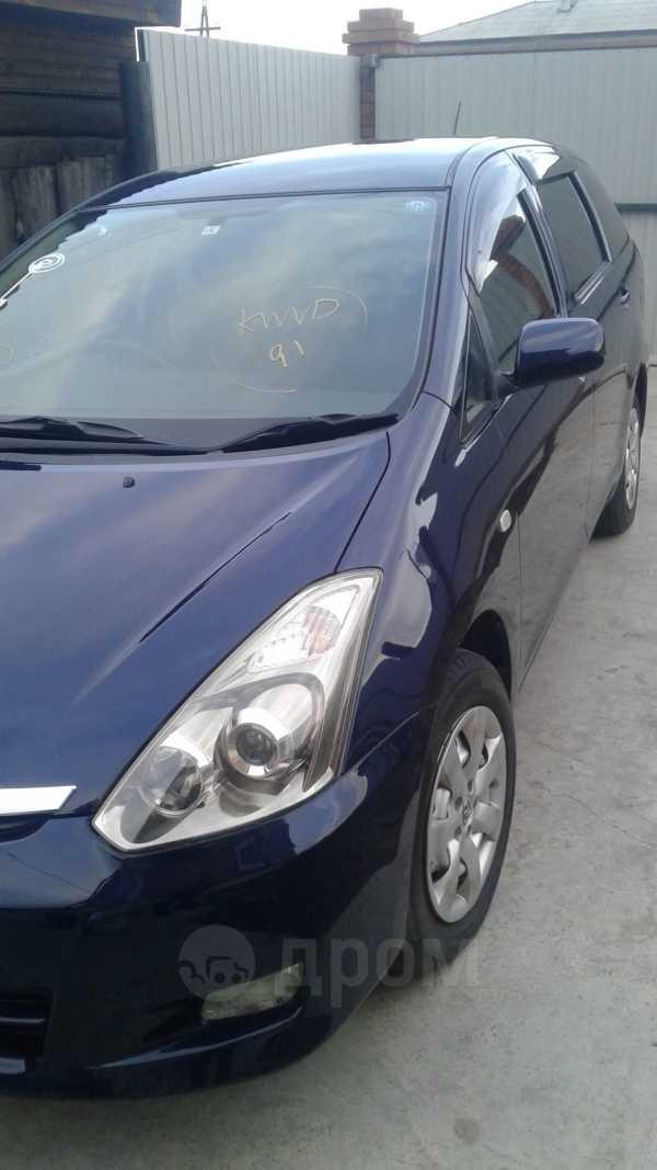 Toyota Wish, 2008 год, 717 000 руб.