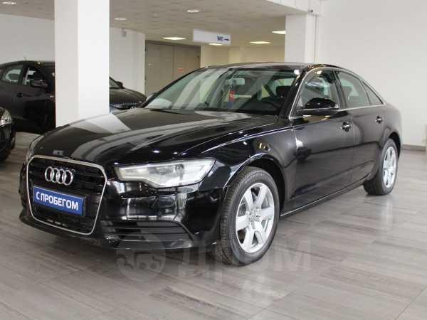 Audi A6, 2014 год, 1 019 000 руб.