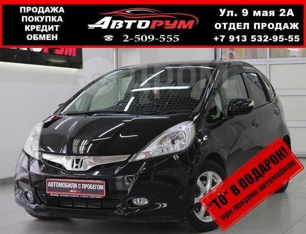 Honda Fit, 2011 год, 587 000 руб.
