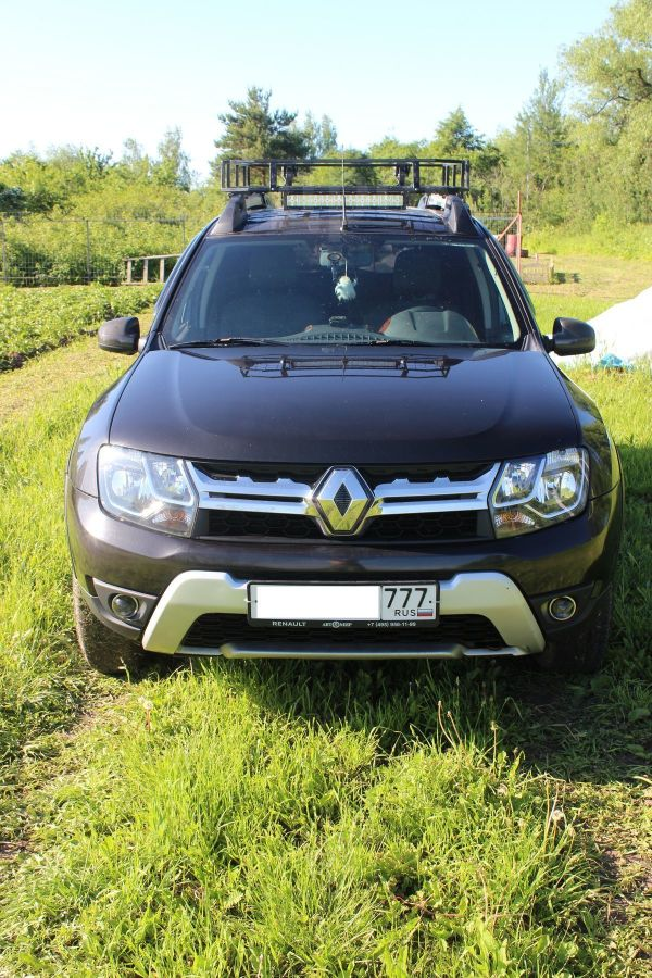 Renault Duster, 2017 год, 890 000 руб.