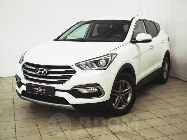 Hyundai Santa Fe, 2016 год, 1 430 000 руб.