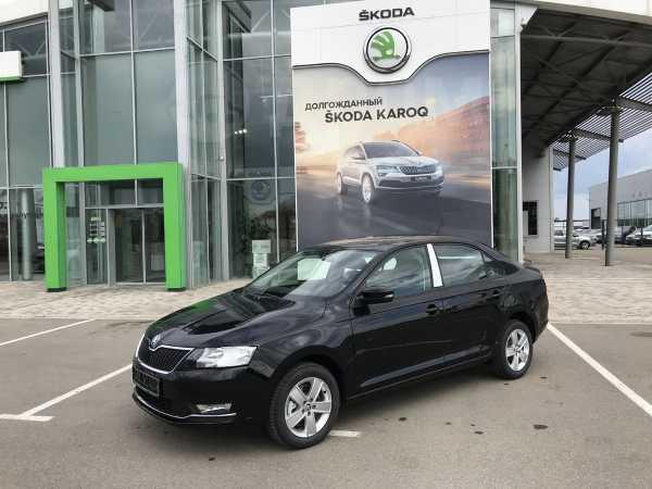 Skoda Rapid, 2019 год, 1 127 900 руб.