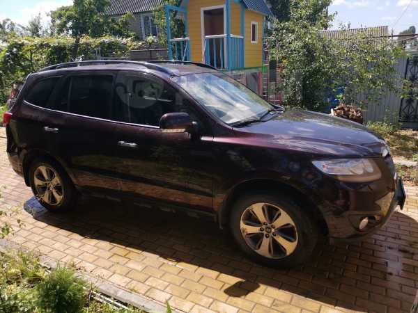 Hyundai Santa Fe, 2012 год, 830 000 руб.