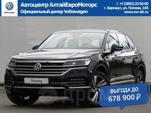 Volkswagen Touareg, 2019 год, 4 668 900 руб.