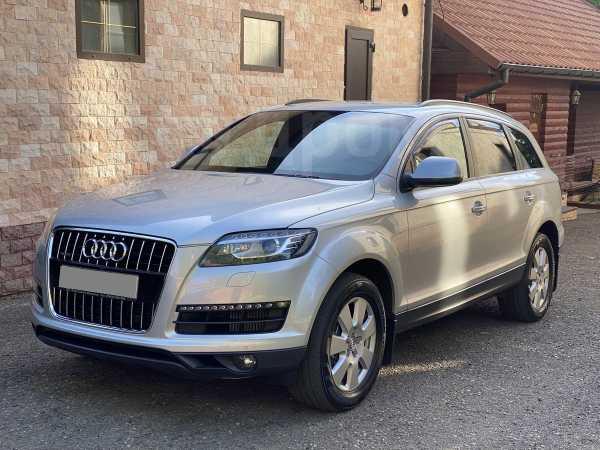 Audi Q7, 2014 год, 1 600 000 руб.