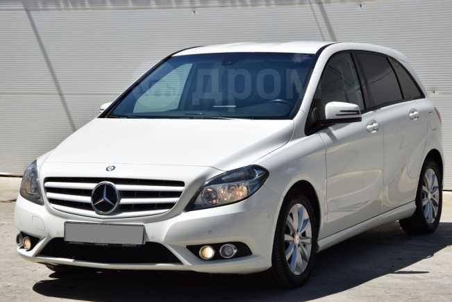 Mercedes-Benz B-Class, 2012 год, 715 000 руб.