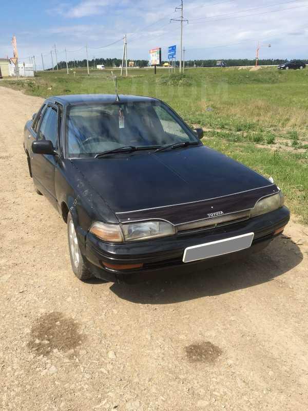 Toyota Carina, 1989 год, 85 000 руб.
