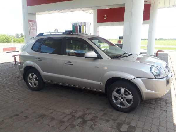 Hyundai Tucson, 2004 год, 399 000 руб.