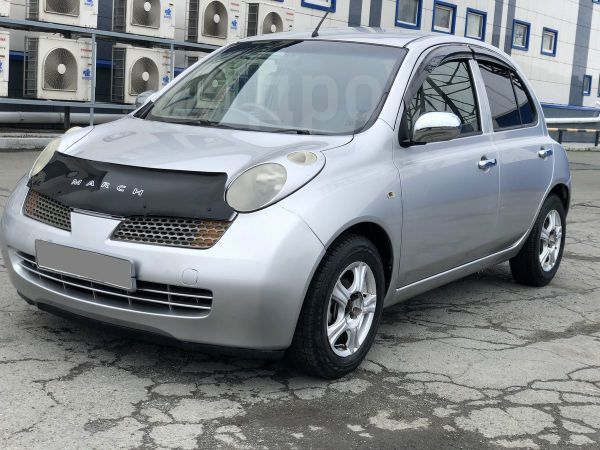 Nissan March, 2004 год, 178 000 руб.