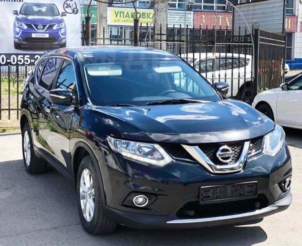 Nissan X-Trail, 2015 год, 1 230 000 руб.