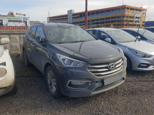 Hyundai Santa Fe, 2016 год, 1 380 000 руб.