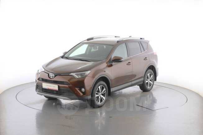 Toyota RAV4, 2016 год, 1 445 000 руб.