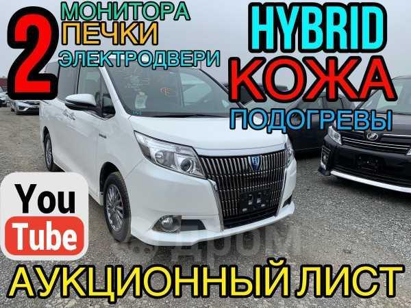 Toyota Esquire, 2015 год, 1 268 000 руб.