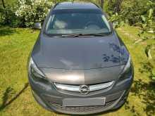 Москва Opel Astra 2014