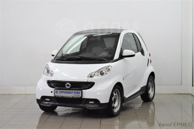 Smart Fortwo, 2015 год, 430 000 руб.