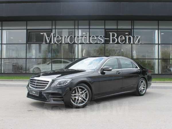 Mercedes-Benz S-Class, 2020 год, 8 020 000 руб.