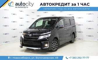Новосибирск Toyota Voxy 2015