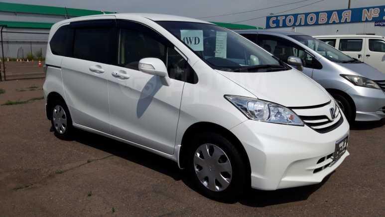 Honda Freed, 2014 год, 785 000 руб.