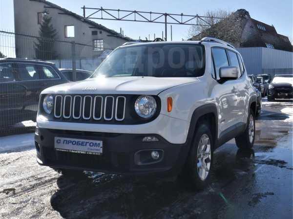 Jeep Renegade, 2015 год, 1 295 000 руб.