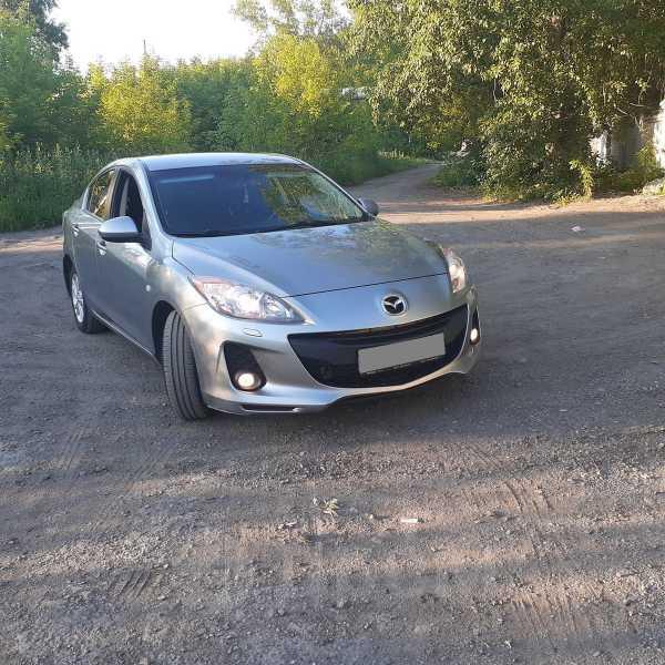Mazda Mazda3, 2012 год, 555 000 руб.