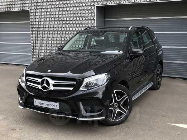 Mercedes-Benz GLE, 2017 год, 2 845 000 руб.