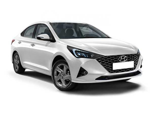 Hyundai Solaris, 2020 год, 870 000 руб.