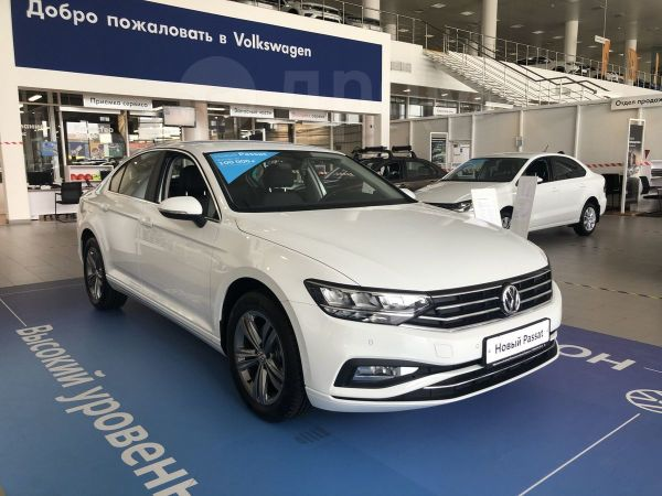 Volkswagen Passat, 2020 год, 2 373 000 руб.