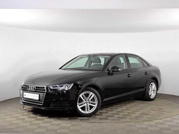 Audi A4, 2018 год, 1 490 000 руб.